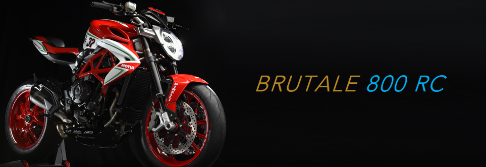 BRUTALE 800 RC‐MY2018