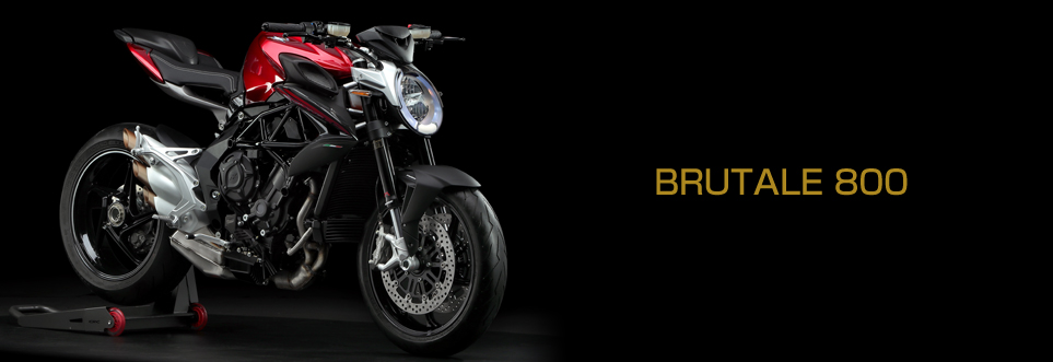 BRUTALE 800‐MY2019
